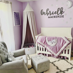A place for the Princess: #GabbyMack has a new pad!