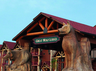 Fall Break: First time at Great Wolf Lodge