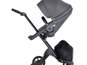 Stoked about my Stokke!