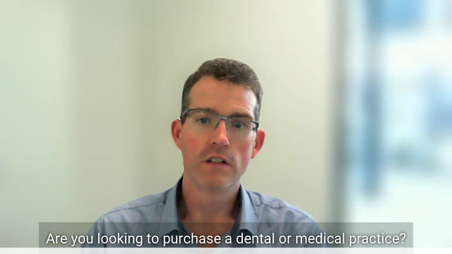 Tips to purchase a medical or dental practice