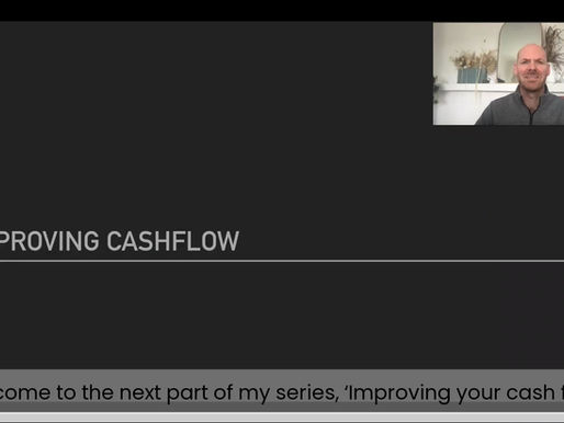 Improving cash flow with online invoicing