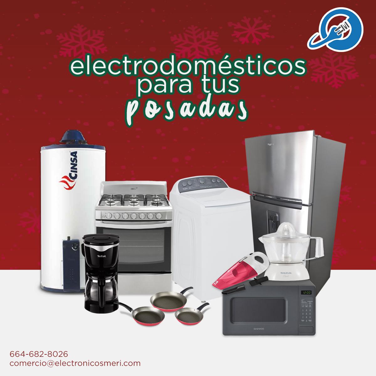 electrodomesticos 2020