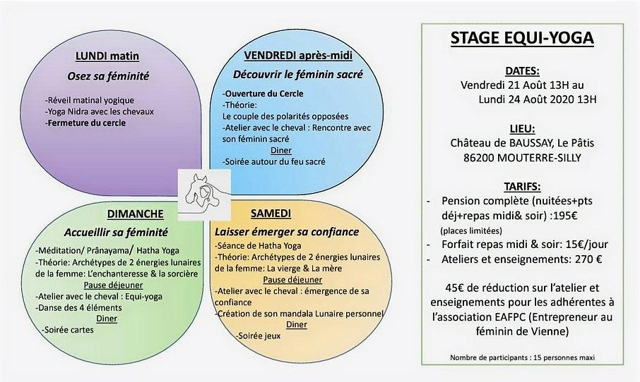 Stage equiyoga