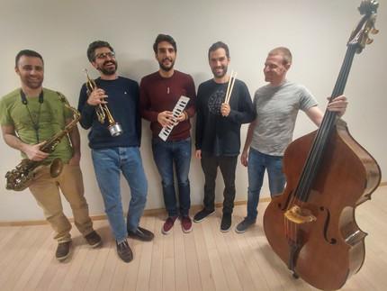222 East Concert Series: Igor Kogan Quintet (October 30, 2021 at 4pm)
