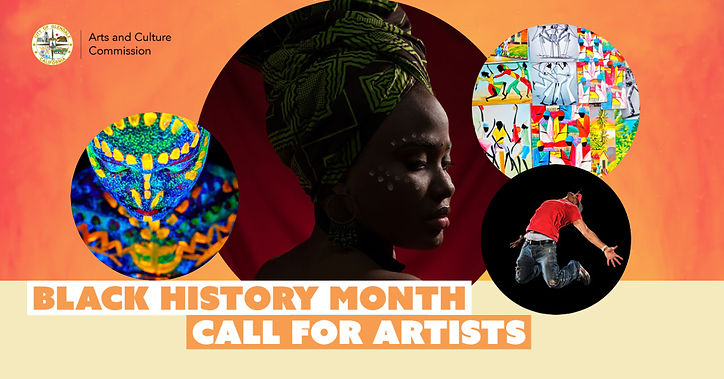 Black History Month - Call for Artists.j