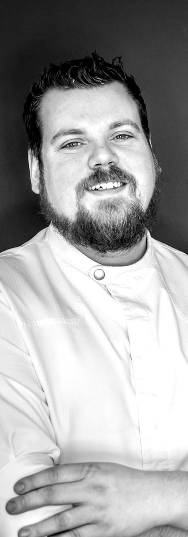 Executive Chef, Lukas Bachl