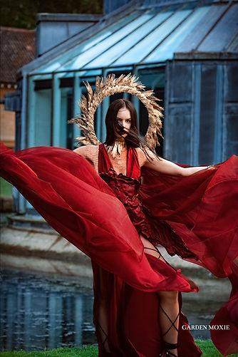 """'Siren Song"""" - Garden Moxie Magazine - R"""