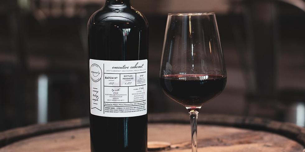 Virtual  Wine  Tasting & Dinner