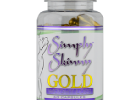 Simply Skinny Gold