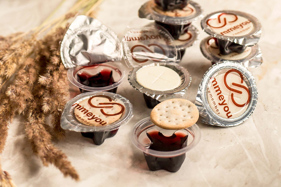 Mmeyou Holy Communion Crackers _ Wafers