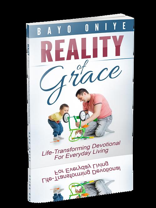 Reality Of Grace