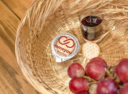 Mmeyou Prefilled Communion Bread and win