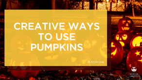 Creative Ways to Use Pumpkins