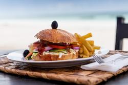 food zanzibar burger