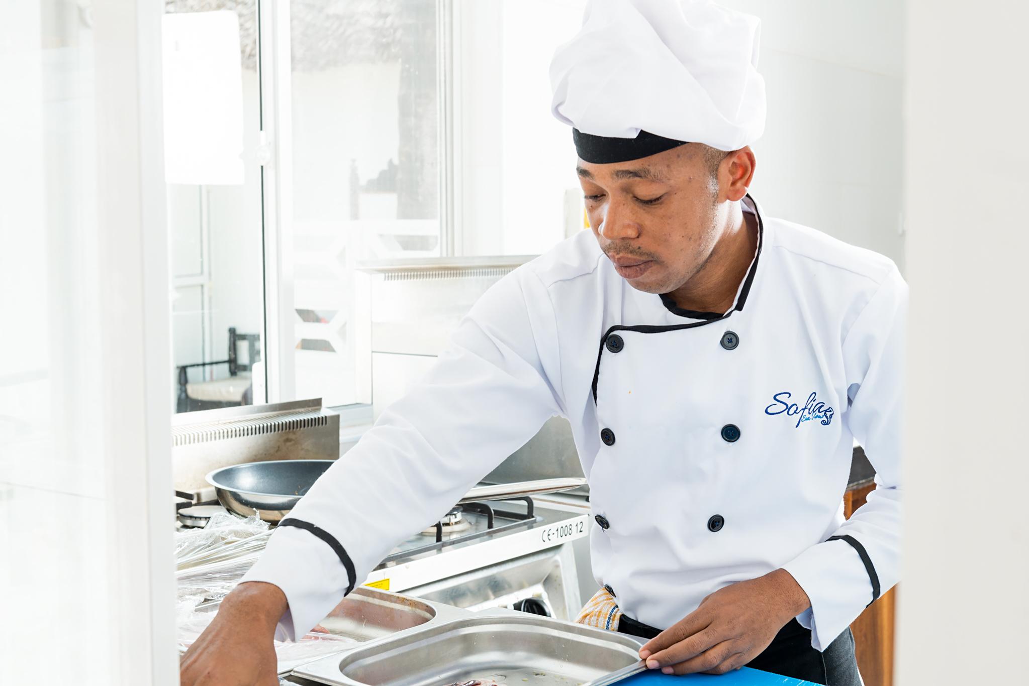 private chef luxury