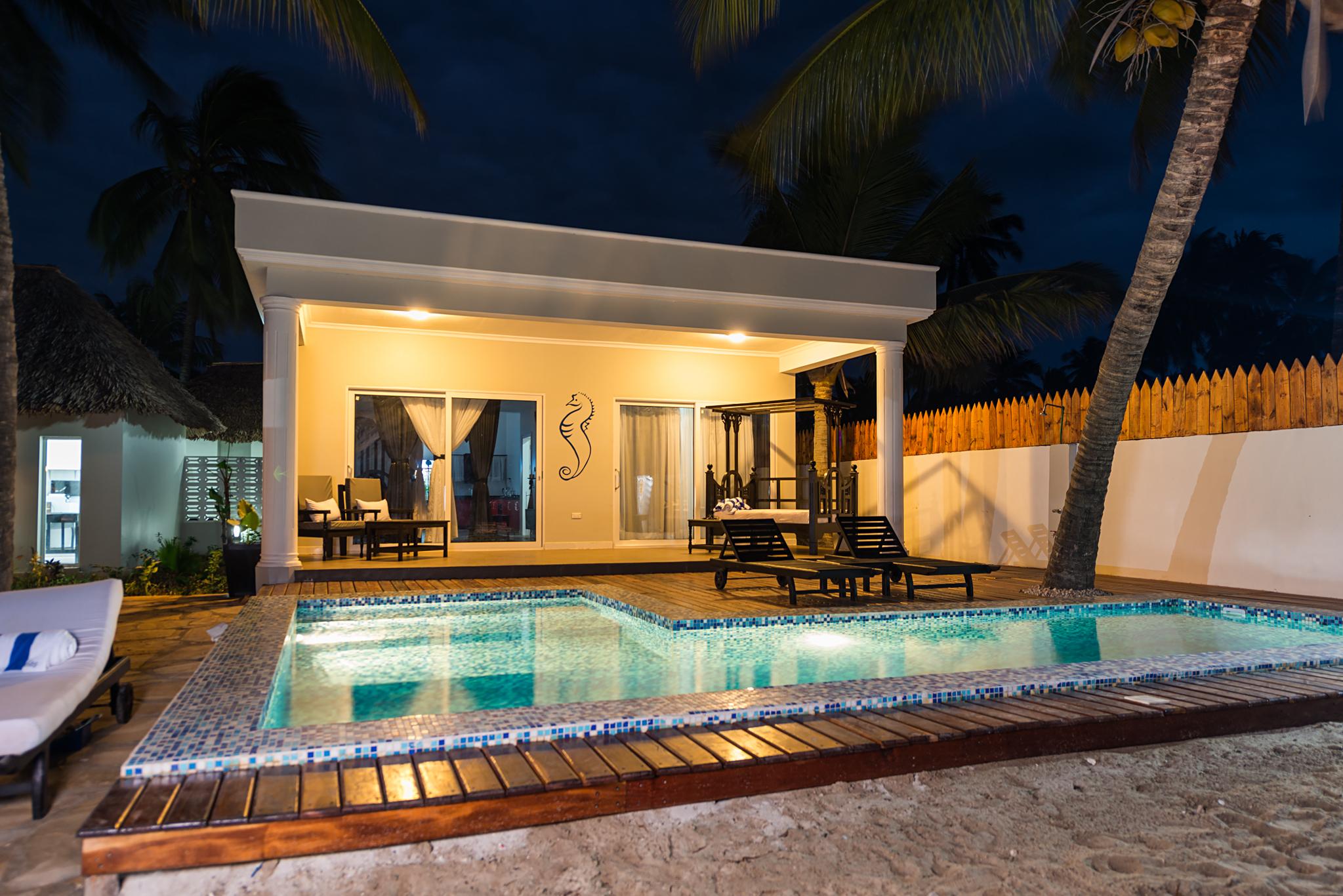 luxury resort zanzibar
