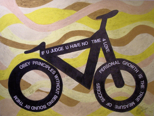 """Spinning Wisdom"""