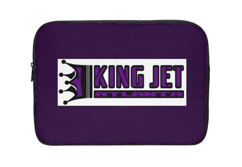 King Jet Lap Top Sleeve