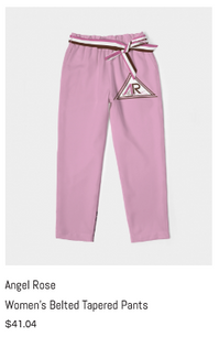 Angel Rose Belted Tappered Pants.png