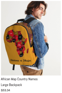 African Names Lg Backpack.png