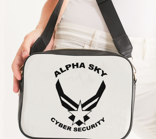 Alpha Sky Cross Body Bag