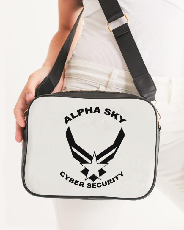 Alpha Sky Cross Body Bag