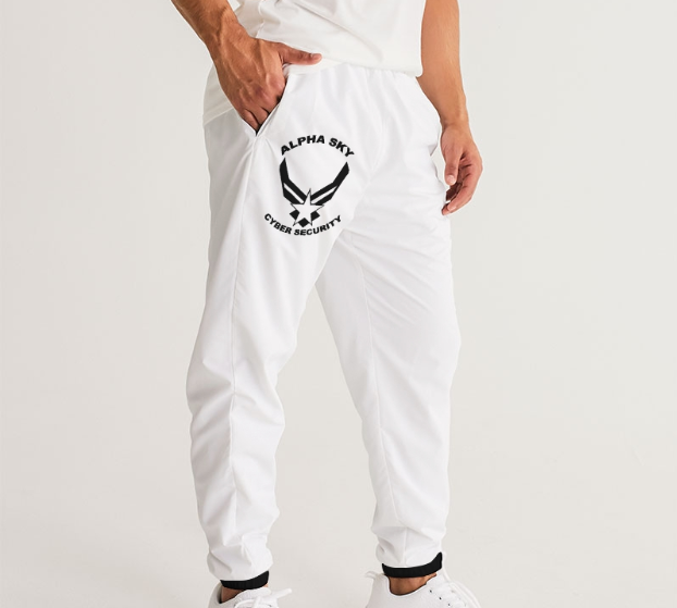 Alpha Sky Track Pants- Men