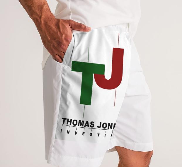 T. Jones Jogger Shorts