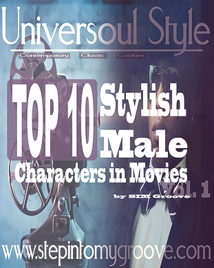 Top 10 Stylish Movie Males