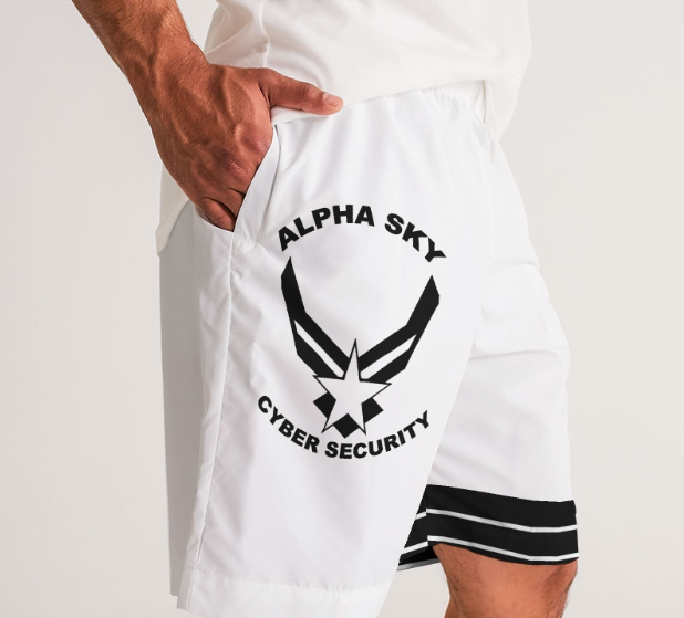 Alpha Sky Jogging Shorts- Men