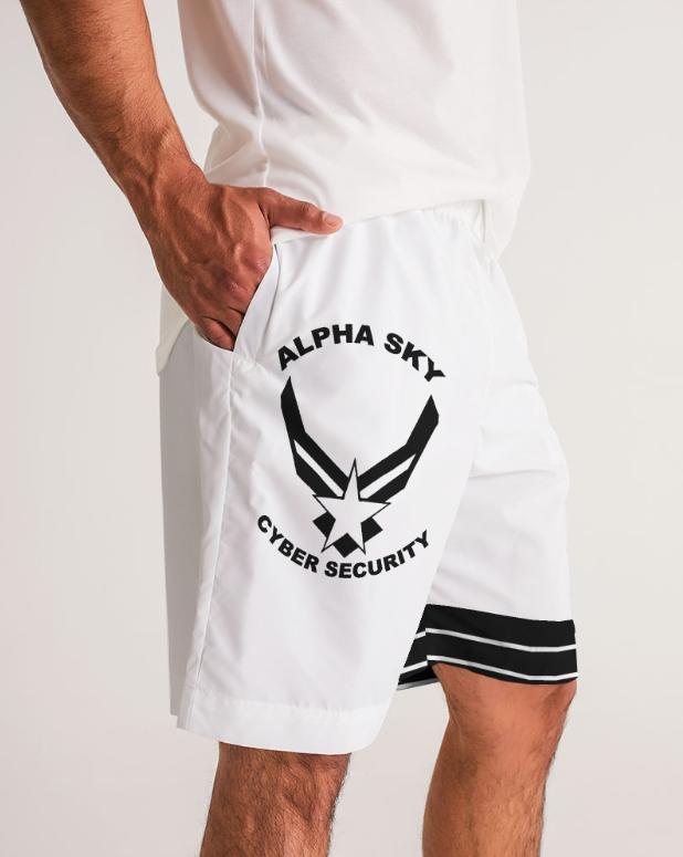 Alpha Sky Jogging Shorts- Men