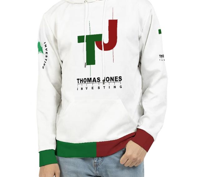 T. Jones Hoodie- Men's