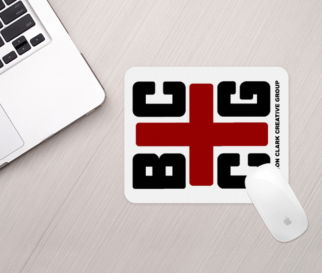 BCCG Mouse Pad