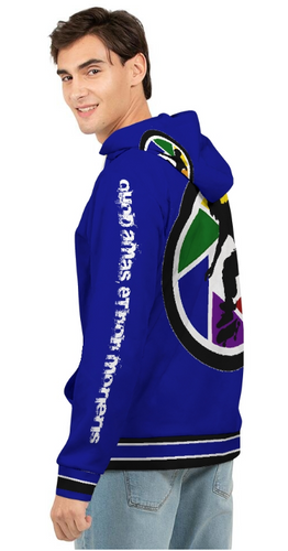 Xavier Skate Logo 2 Hoodie- Men's