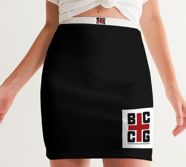BCCG Mini Skirt