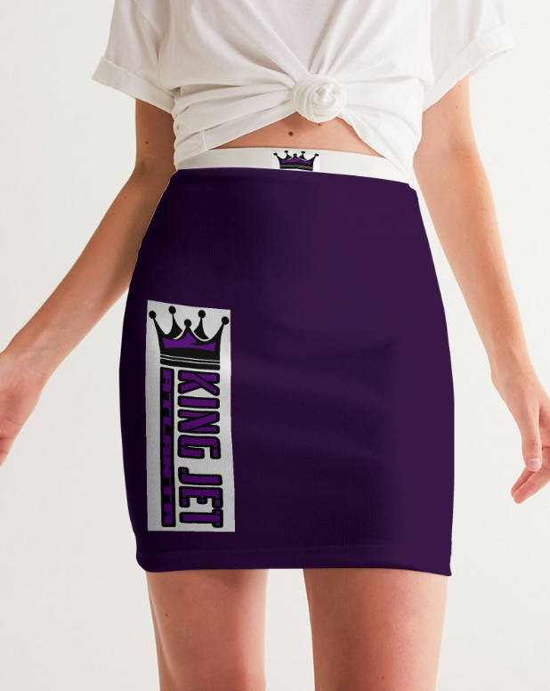 King Jet Mini Skirt