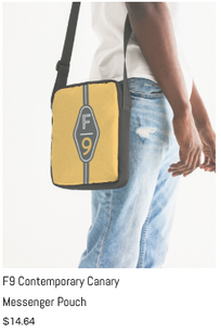 F9 Canary Messenger Pouch