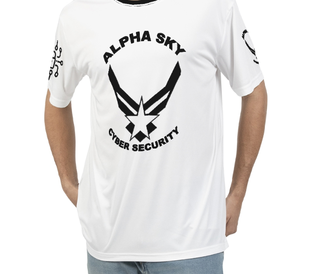 Alpha Sky T-Shirt- Men