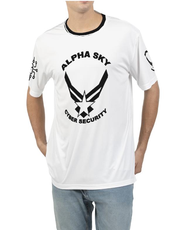 Alpha Sky T-Shirt- Men