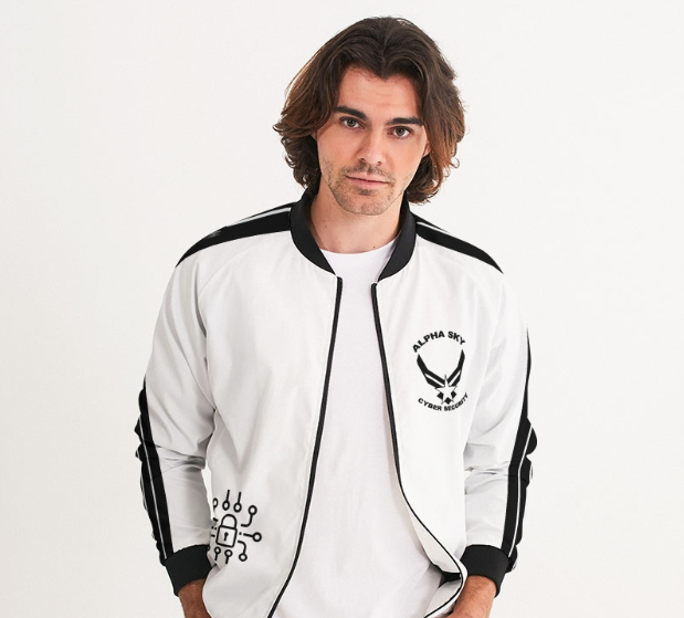 Alpha Sky Bomber Jacket- Men