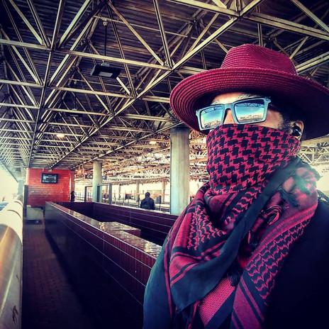 Train Platform, Atlanta