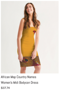 African Names BodyCon Dress.png