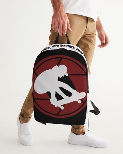 Xavier Skate Logo 6 Lg Backpack.png