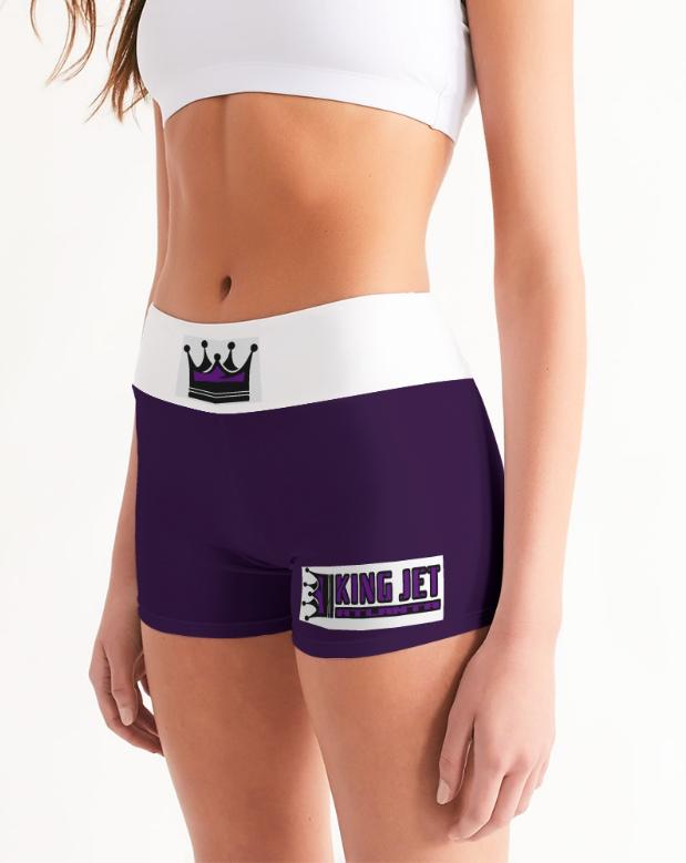 King Jet Yoga Shorts