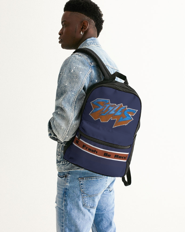 Styles Canvas Back Pack