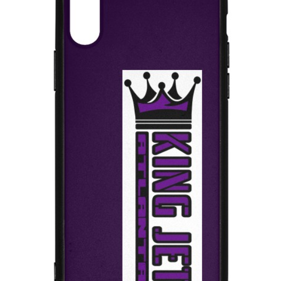 King Jet iPhone X Case