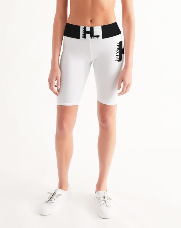 Heavyn Leigh Biker Shorts