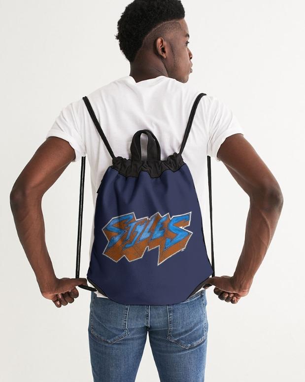Styles Canvas Drawstring Bag
