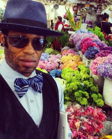 Flower Market in LA
