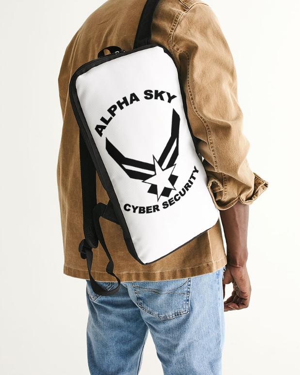 Alpha Sky Slim Tech Back Pack